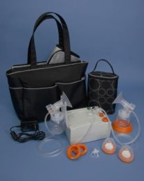 Hygeia EnJoye-EXT Double Electric Breast Pump