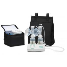 Ameda Purely Yours Breast Pump With Carry All 17077