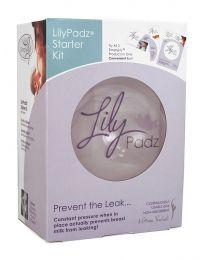 Simply Lily LilyPadz Silicone Nursing Pads Starter Kit