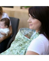 Bebe Au Lait Nursing Cover in Parkside