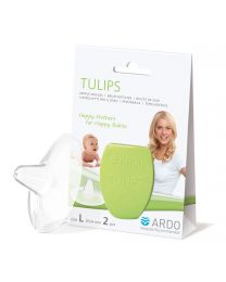 ARDO Large Tulips Nipple Shields