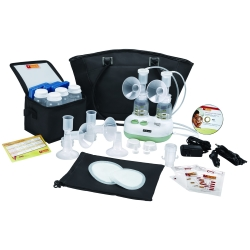 Aetna Covered Breast Pumps: Ameda Purely Yours Ultra with Accessories
